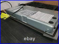 GAGGENAU Model VG 232-214 232214 Dual Burner Gas Cooktop