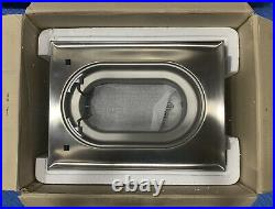 GAGGENAU STAINLESS 15 DEEP FRYER VARIO 400 #VG411610 FOR HOME or WORK, see pi