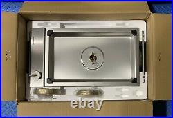 GAGGENAU VARIO 200 (12) GASWOKDROPIN COOKTOP #VG231214CA FOR HOME, see pics
