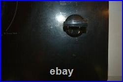 GE 30 Inch Smooth Top Built-In Electric Cooktop Black on Black (JP3030DJBB)