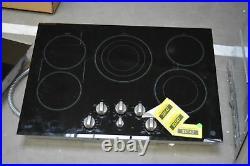 GE CP9530SJSS 30 Black Smoothtop Electric Cooktop NOB #32970 HRT