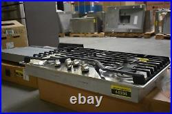 GE Cafe CGP9536SLSS 36 Stainless Gas Cooktop NOB #44904 HRT