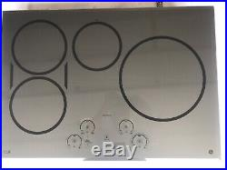 GE Café Series 30 Built-In Touch Control Induction Cooktop