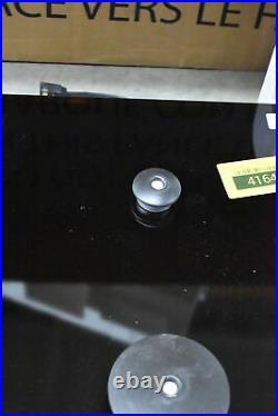 GE JGP5530DLBB 30 Black 4-Burner Gas on Glass Cooktop NOB #41644 MAD