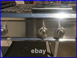 GE Monogram 36 Pro Rangetop, 4+ Grill, N gas in Los Angeles