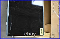 GE PP9036SJSS 36 Black Electric Cooktop NOB #103338