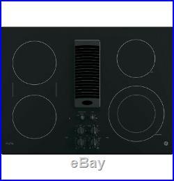 GE Profile 30 Downdraft Electric Cooktop PP9830DJBB