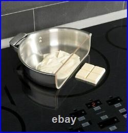 GE Profile 36 Stainless Steel Induction Cooktop 5-Induction Element PHP9036SJSS