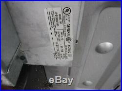 GE Profile Cooktop JP989BK1BB Downdraft Electric