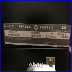 GE Profile Performance Electric Downdraft Cooktop / Range / Stovetop JP989B0D1BB