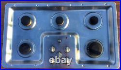 GE Profile Stainless Steel Gas Cooktop / Range / Stovetop 36 JGP975SEK2SS
