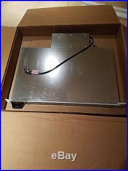 GE Telescoping Gas Downdraft cooktop