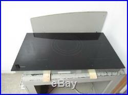 Gaggenau 200 Series 36 Inch BLK Induction Flex Function Cooktop CI292600