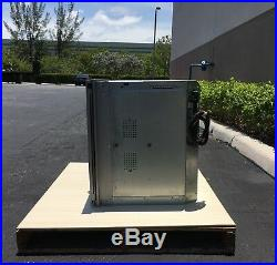 Gaggenau BO280610, Type HBBO28 Built-In Electric Wall Oven, Left Hinge