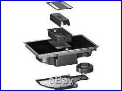 Gaggenau CV 282110 / flex induction cooktop + integrated ventilation system