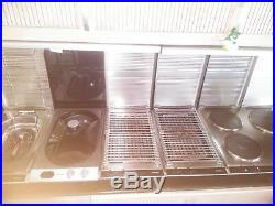 Gaggenau Cooktop Stove Steamer Fryer Dual Grill & Vent System