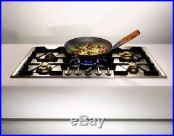Gaggenau KG291120CA Stainless Steel 5 Burners Gas Cooktop, 36-Inch DISCONTINUED