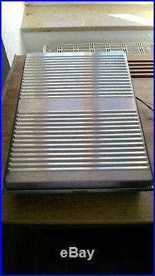 gaggenau lavastein elektro grill einbaugrill vr322 112 gebraucht funktioniert cooktops appliances. Black Bedroom Furniture Sets. Home Design Ideas