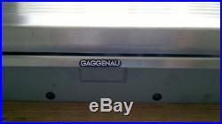 Gaggenau Lavastein Elektro-Grill Einbaugrill VR322-112, gebraucht funktioniert