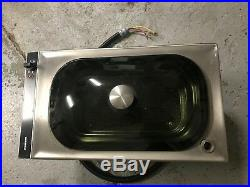 Gaggenau Steam Cooker Steamer Modular Cooktop Vk-111-610 Vk411-610 Vk111610