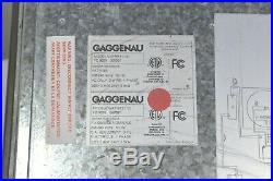 Gaggenau Vario 400 Series VI411611 15 Inch Modular Induction Cooktop Wok 230V