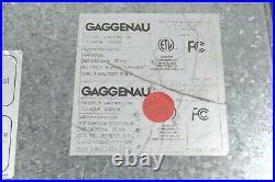 Gaggenau Vario 400 Series VI421610 15 Inch Modular Induction Dual Cooktop 230V