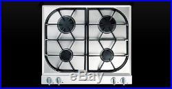 Gaggenau Vario cooktop 4 burner, never installed