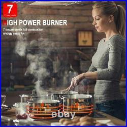 Gasland Chef CH77BS 30 4 Burner Built-in Coil Electric Cooktops, 220V