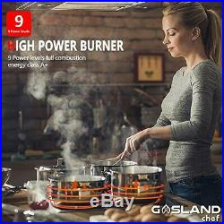 Gasland chef CH77BF 30'' Built-in Electric Stove, 220V Vitro Ceramic Surface