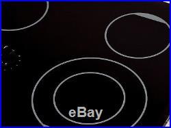 Ge Monogram Zeu769b0c1bb 36 Electric Cooktop Black Mint