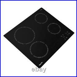 Hotpoint 58cm 4 Zone Touch Control Ceramic Hob