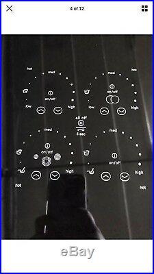 Ikea Nitida Glass Ceramic Black Electric Cooktop, 30 3/8 X 21 1/4