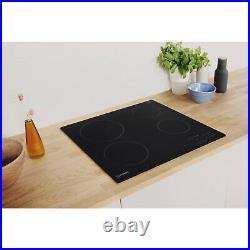 Indesit RI161C 58cm Touch Control Ceramic Hob