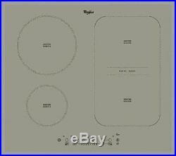 Induktionskochfeld Whirlpool ACM 808 BA S silber FlexiCook-Zone PowerManagement