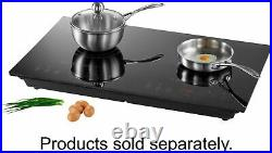 Insignia- 24 Electric Induction Cooktop Black