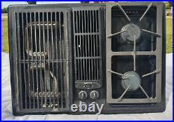 Jenn Air 30 Gas Downdraft Cooktop Grill Griddle Jenn-Air Range Free Shipping