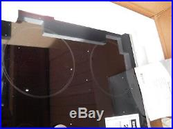 Jenn-Air 30 Stainless Steel Black Electric Smoothtop Cooktop JEC8430BDS10