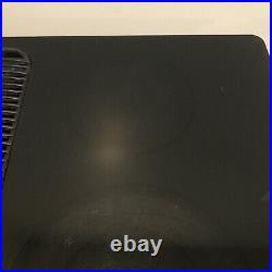 Jenn-Air 4 Burner Downdraft Electric Smooth top Cooktop Model CVE3401B Black