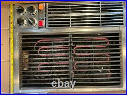 Jenn Air 88353 Downdraft 3 bay Cooktop Stainless Steel 47 Classic Deluxe