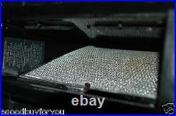 Jenn-Air BLACK Smooth Cooktop CVE4270b whit 2 Cartridges 30 x 21 5/8 x 17
