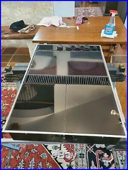 Jenn Air CVEX4270B Downdraft Cooktop Electric Expressions