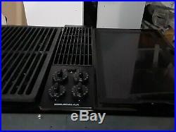 Jenn-Air Downdraft Cooktop with Grill CVE4270B very nice