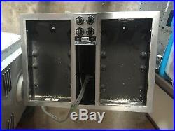 Jenn Air Downdraft Electric Cooktop
