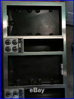 Jenn Air c301 downddraft 3 bay cooktop stainless (new) condition