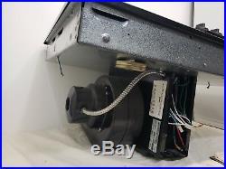 Jenn-Air downdraft cooktop C236B Black Stovetop Range with Cartridges