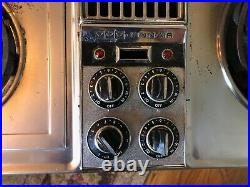 Jenn air c202 stainless downdraft cooktop