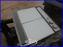 Jenn air cm100 single downdraft grill unit