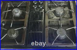 Jenn air gas cooktop downdraft-30 Inches