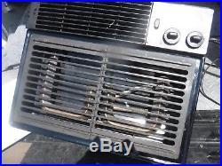 Jenn air gas downfraft grill unit single