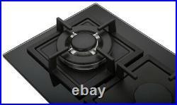 K&H 2 Burner 12 NATURAL Gas Glass Cooktop 2-GCW